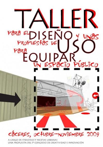 cartel del taller
