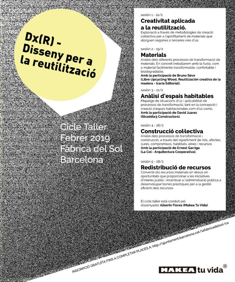 Disseny per a la Reutilització
