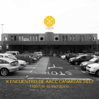 Microacciones colectivas para la activación del espacio urbano en el X Encuentro de AACC CANARIAS 2017.