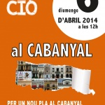 Cabanyal Manifestación 6 abril 2014